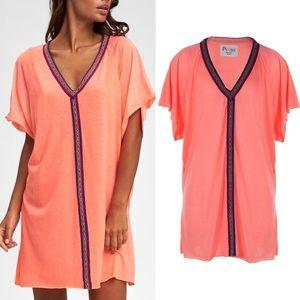 NEW Pitusa Mini Abaya Dress / Swim Cover Up